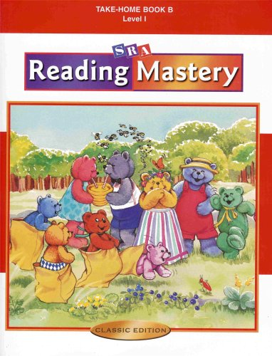 Reading Mastery Take-Home Book B (Level 1