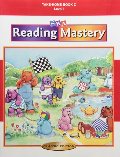 9780075692843: Reading Mastery Classic Level 1, Takehome Workbook C (Pkg. of 5) (READING MASTERY SIGNATURE SERIES)
