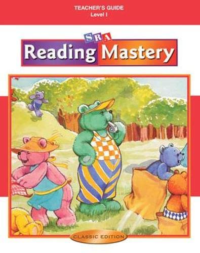 9780075692874: Reading Mastery Classic - Additional Teacher's Guide - Level 1