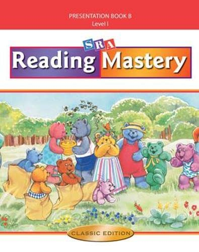 9780075692881: SRA Reading Mastery, Level 1: Presentation Book B, Classic Edition