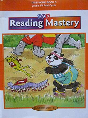 9780075693031: SRA Reading Mastery Take-Home Book B Levels l/ll Fast Cycle
