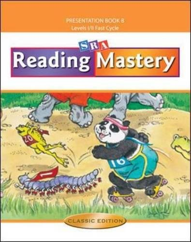 9780075693130: Reading Mastery Fast Cycle 2002: Teacher Presentation Book B Levels I / II Fast Cycle