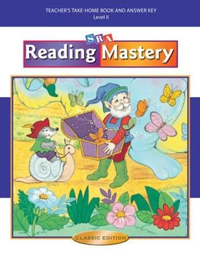 9780075693338: Reading Mastery II 2002 Classic Edition: Teacher Edition of Take-Home Books