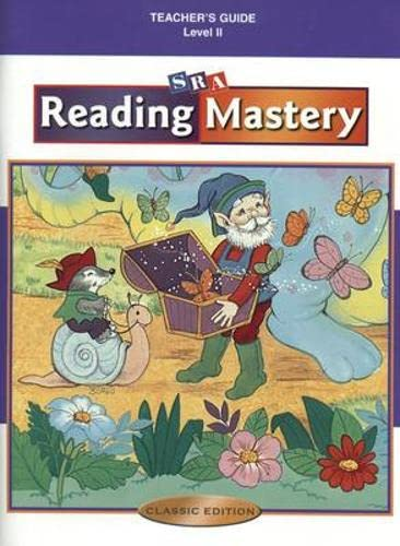 9780075693352: Reading Mastery Classic - Additional Teacher's Guide - Level 2