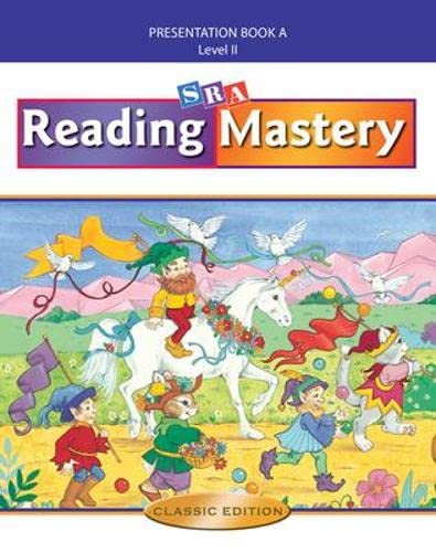 9780075693369: Reading Mastery II 2002: Teacher Presentation Book A