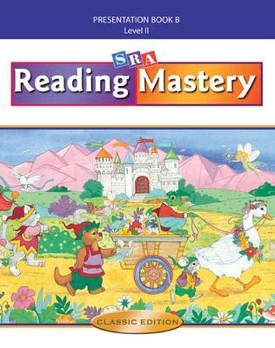 9780075693376: Reading Mastery II 2002 Classic Edition: Teacher Presentation Book B