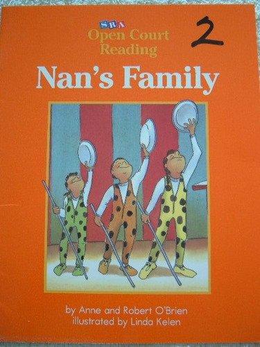 9780075694267: Nan's Family: Decodable Core Set Level 1 (Open Court Reading)