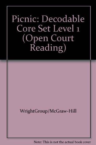 9780075694366: Picnic: Decodable Core Set Level 1 (Open Court Reading)