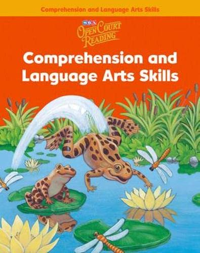 9780075695165: Open Court Reading Comprehension and Language Arts Skills Level 1