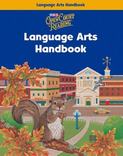9780075695394: Open Court Reading, Grade 3: Language Arts Handbook