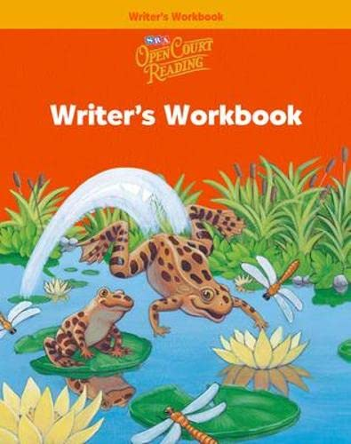 9780075695455: Open Court Reading: Grade 1, Writer's Workbook