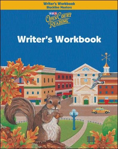 9780075695615: Open Court Reading - Writer's Workbook Blackline Masters - Grade 3