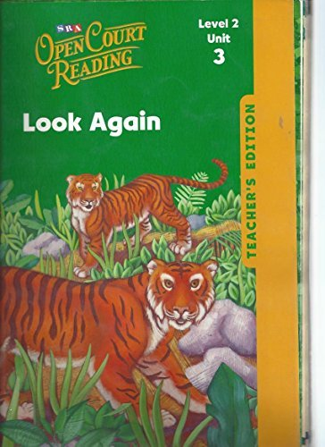 9780075696353: Open Court Reading: Teacher Edition- Grade 2, Unit 3 2002