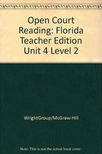 9780075696483: SRA Open Court Reading Florida Teacher's Edition (FOSSILS Level 2 Unit 4)