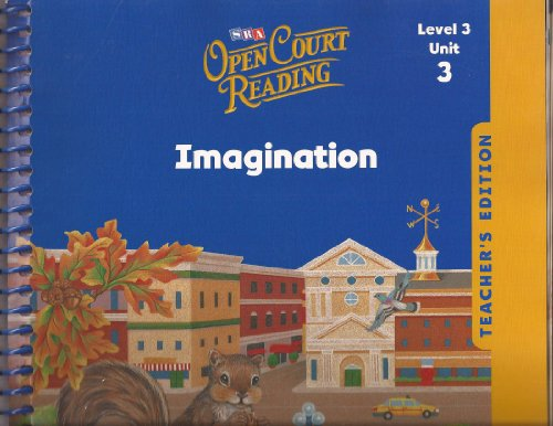 9780075696537: Open Court Reading: Teacher Edition - Grade 3, Unit 3 2002
