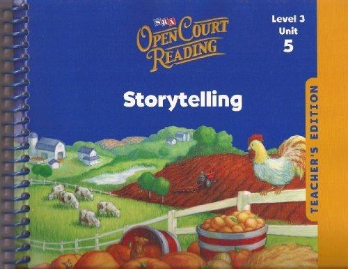 9780075696551: Open Court Reading: Teacher Edition - Grade 3, Unit 5 2002