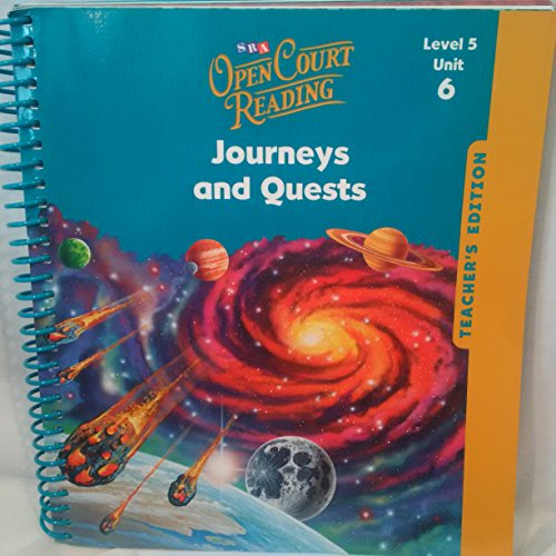 9780075696926: Open Court Reading - Teacher Edition - Unit 6 - Grade 5