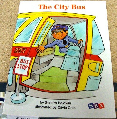 9780075697503: The City Bus: Decodable Core Set Level 1 (Open Court Reading)