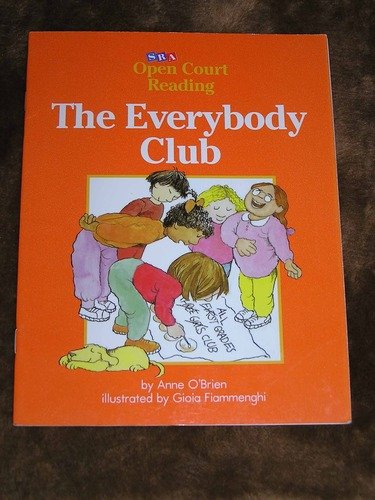 9780075698098: Open Court Reading: Decodable Core Set the Everybody Club Level 1