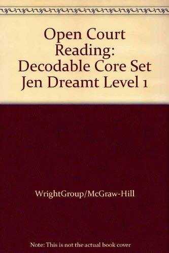 9780075698159: Open Court Reading: Decodable Core Set Jen Dreamt Level 1