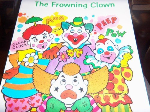 9780075699309: The Frowning Clown, Level 2