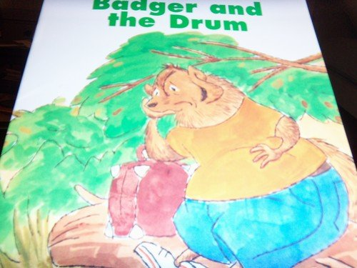 9780075699408: Badger and the Drum, Level 2