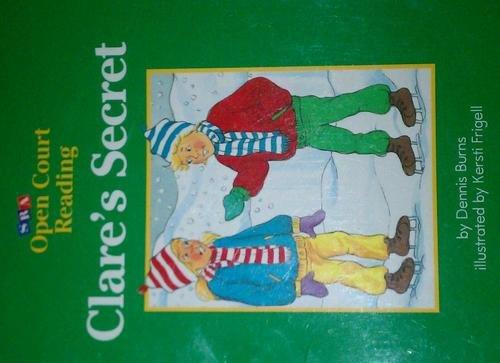 9780075699446: Clare's Secret, Level 2
