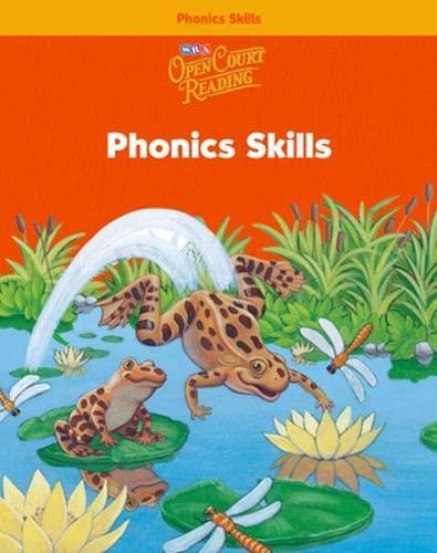 9780075701989: Open Court Reading Phonics Skills, Grade 1