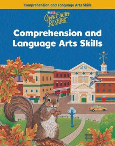 9780075706830: Open Court Reading: Comprehension and Language Arts Skills Level 3