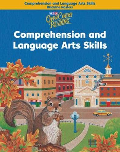 9780075706847: Open Court Reading - Comprehension and Language Arts Skills Blackline Masters - Grade 3