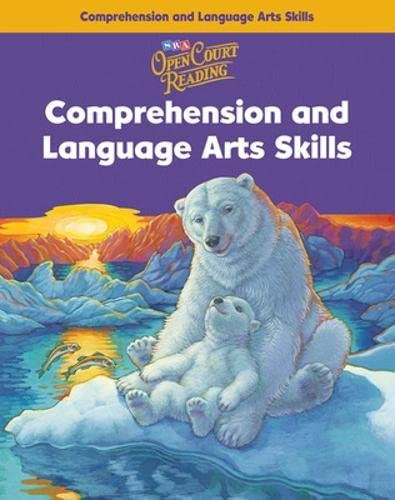 9780075706861: Open Court Reading Comprehension and Language Arts Skills Level 4