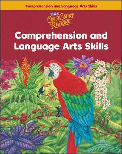 9780075707684: Open Court Reading - Comprehension and Language Arts Skills Workbook, Grade 6