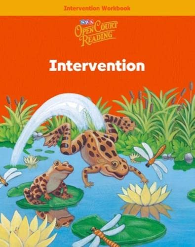 9780075708070: Open Court Reading - Intervention Workbook - Grade 1