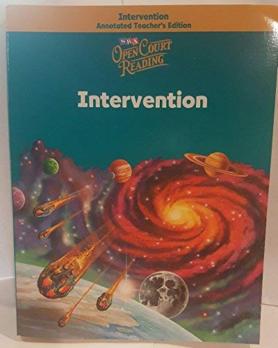9780075710714: Open Court Reading - Intervention Workbook Annotated Teacher's Edition - Grade 5