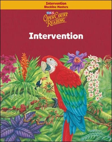9780075710875: Open Court Reading - Intervention Blackline Masters - Grade 6