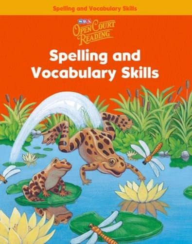 9780075710967: Open Court Reading: Spelling and Vocabulary Skills, Level 1