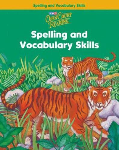 9780075710998: Open Court Reading, Spelling and Vocabulary Skills: Level 2 (Imagine it)