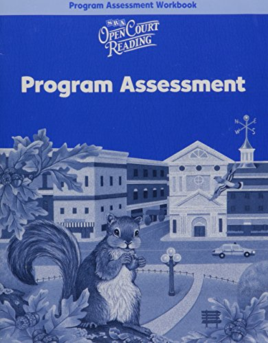 9780075712350: Open Court Reading: Grade 3 Program Assessment Workbook