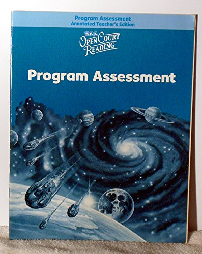 9780075712428: Open Court Reading - Program Assessment Annotated Teacher's Edition - Grade 5