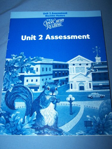 9780075715535: Open Court Reading: Unit 2 Assessment Blackline Masters Level 3