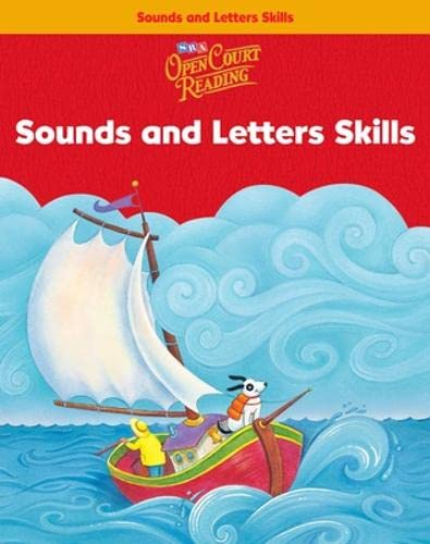 9780075719021: Open Court Reading: Sound and Letter Skills - Grade K