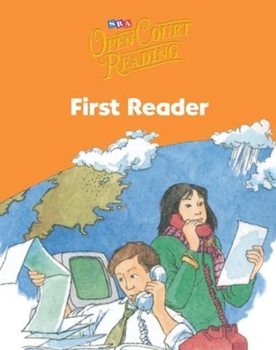 9780075719359: Open Court Reading: First Reader, Grade 1