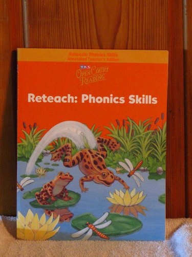 9780075720263: Open Court Reading - Reteach Annotated Teacher Edition - Phonics Skills - Grade 1