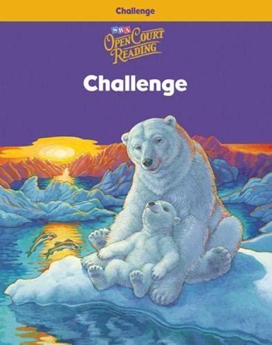 9780075720461: Open Court Reading - Challenge Workbook - Grade 4