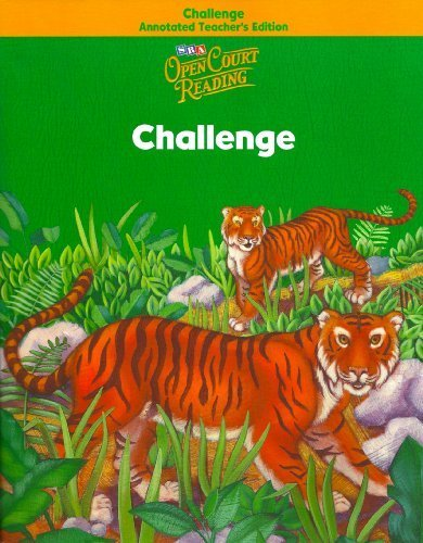 9780075720522: Challenge, Annotated Teacher's Edition (Open Court Reading, Grade 2)