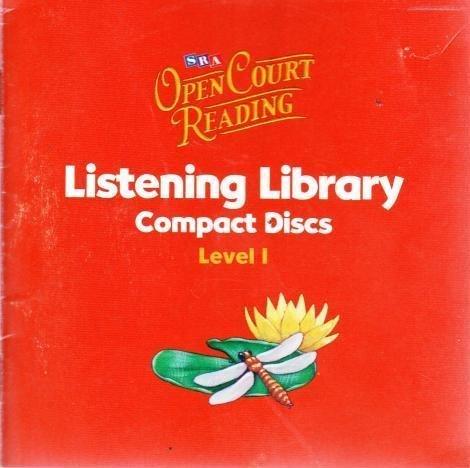9780075721079: Open Court Reading: Listening Library CDs, Grade 1
