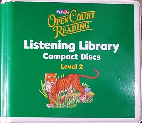 9780075721086: Open Court Reading : Listening Library CDs, Grade 2 2002