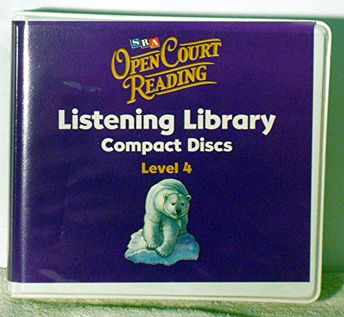 9780075721109: Open Court Reading 2002: Listening Library CD, Additional Resources, Grade 4
