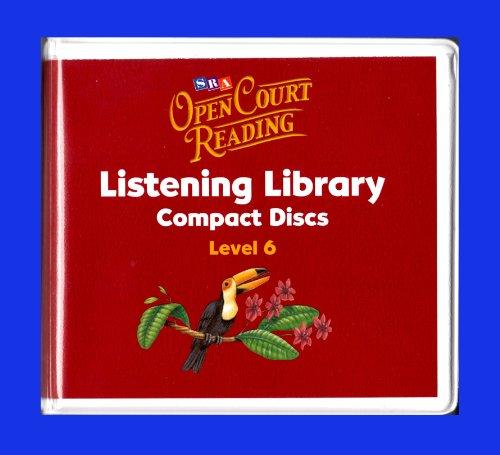 9780075721123: Open Court Reading -Listening Library CDs - Grade 6