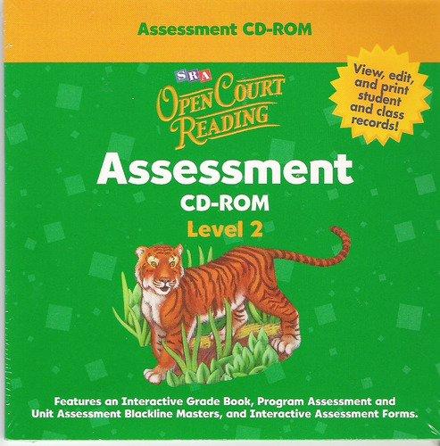 9780075721413: Open Court Reading - Assessment Cd-rom - Grade 2
